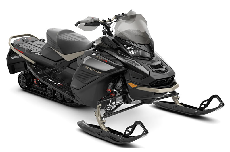 2022 Ski-Doo Mach Z 900 ACE Turbo R ES RipSaw II 1.25 w/ Smart-Shox, w/ Premium Color Display in Dansville, New York - Photo 1