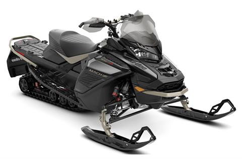 2022 Ski-Doo Mach Z 900 ACE Turbo R ES RipSaw II 1.25 w/ Smart-Shox, w/ Premium Color Display in Clinton Township, Michigan - Photo 1
