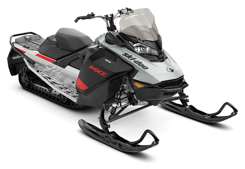 2022 Ski-Doo MXZ Sport 600 EFI ES RipSaw 1.25 in Augusta, Maine - Photo 1