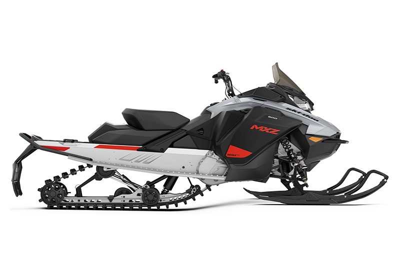 2022 Ski-Doo MXZ Sport 600 EFI ES RipSaw 1.25 in Devils Lake, North Dakota - Photo 2