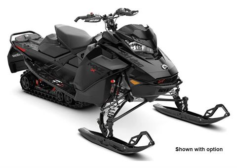 2022 Ski-Doo MXZ X-RS 850 E-TEC ES Ice Ripper XT 1.25 w/ Premium Color Display in Shawano, Wisconsin