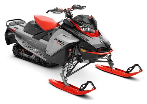 2022 Ski-Doo MXZ X-RS 850 E-TEC ES Ice Ripper XT 1.5 w/ Premium Color Display in Wilmington, Illinois