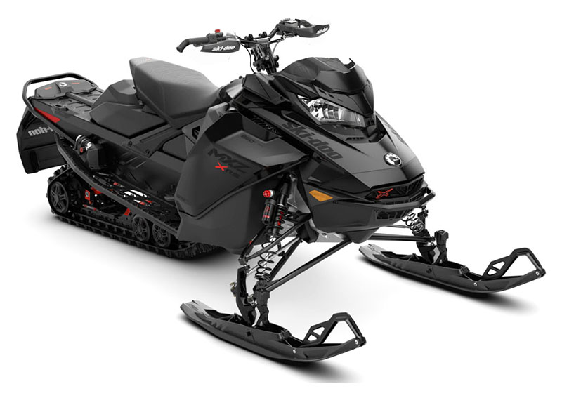 2022 Ski-Doo MXZ X-RS 850 E-TEC ES w/ Adj. Pkg, Ice Ripper XT 1.25 w/ Premium Color Display in Hudson Falls, New York - Photo 1