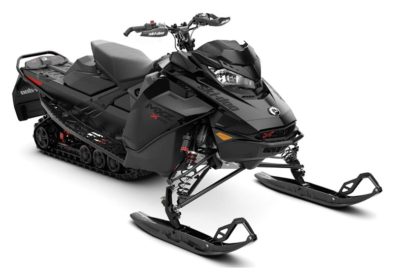 2022 Ski-Doo MXZ X-RS 850 E-TEC ES w/ Smart-Shox, Ice Ripper XT 1.5 w/ Premium Color Display in Presque Isle, Maine - Photo 1