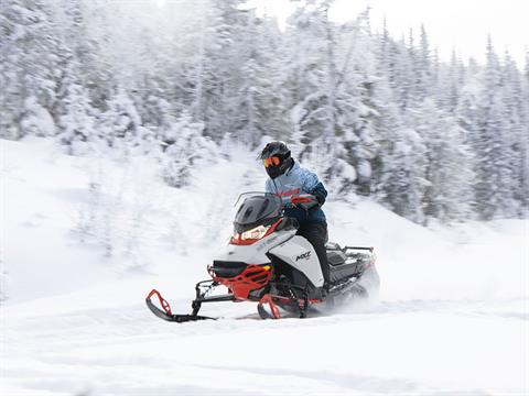 2022 Ski-Doo MXZ X-RS 850 E-TEC ES w/ Smart-Shox, RipSaw 1.25 in Hillman, Michigan - Photo 8