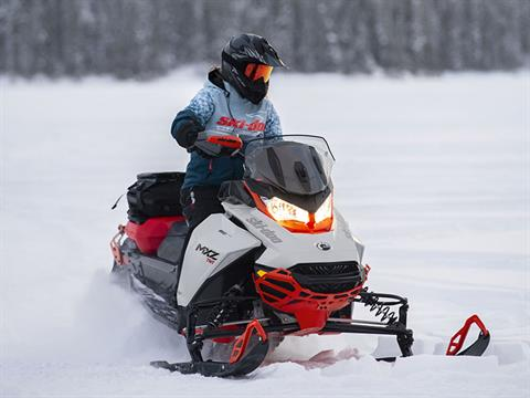 2022 Ski-Doo MXZ X-RS 850 E-TEC ES w/ Smart-Shox, RipSaw 1.25 w/ Premium Color Display in Hillman, Michigan - Photo 9