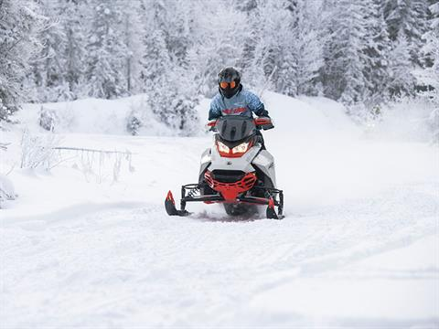 2022 Ski-Doo MXZ X 600R E-TEC ES Ice Ripper XT 1.25 in Dickinson, North Dakota - Photo 6