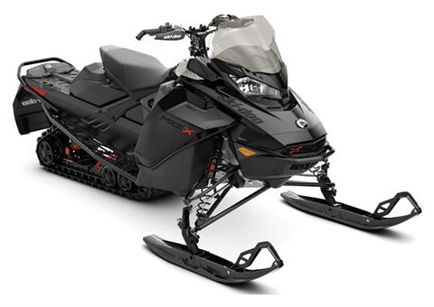 2022 Ski-Doo MXZ X 850 E-TEC ES Ice Ripper XT 1.25 w/ Premium Color Display in Sully, Iowa - Photo 1