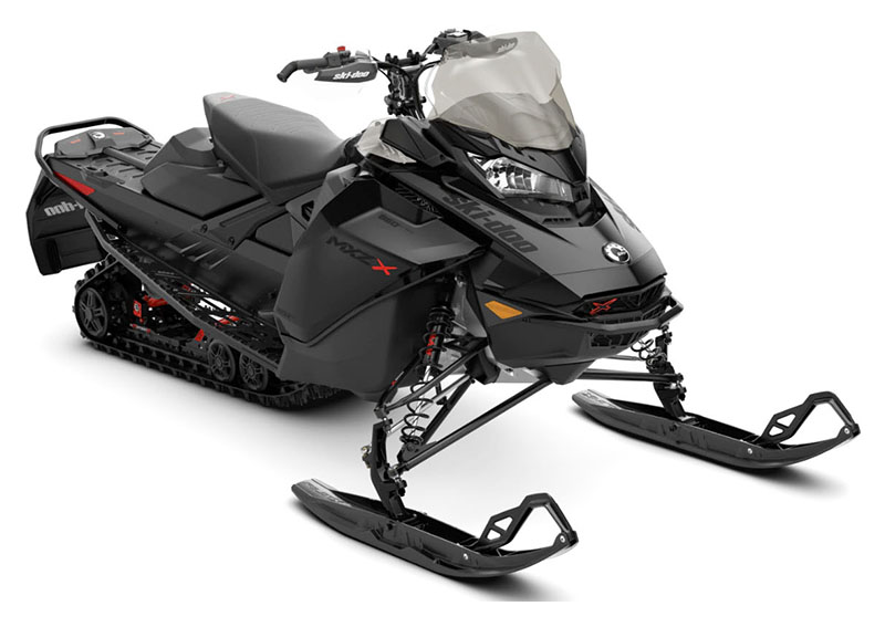 2022 Ski-Doo MXZ X 850 E-TEC ES RipSaw 1.25 w/ Premium Color Display in Evanston, Wyoming