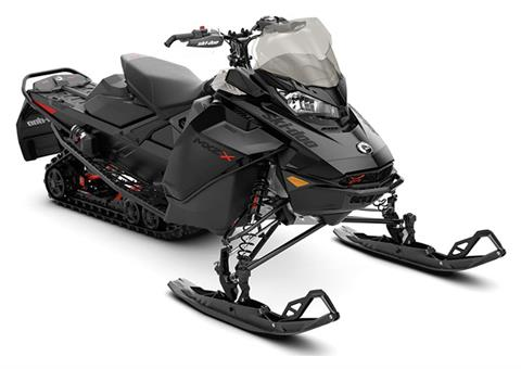 2022 Ski-Doo MXZ X 850 E-TEC ES w/ Adj. Pkg, Ice Ripper XT 1.25 w/ Premium Color Display in New Britain, Pennsylvania