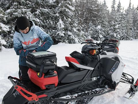 2022 Ski-Doo MXZ X 850 E-TEC ES w/ Adj. Pkg, RipSaw 1.25 w/ Premium Color Display in Dansville, New York - Photo 3