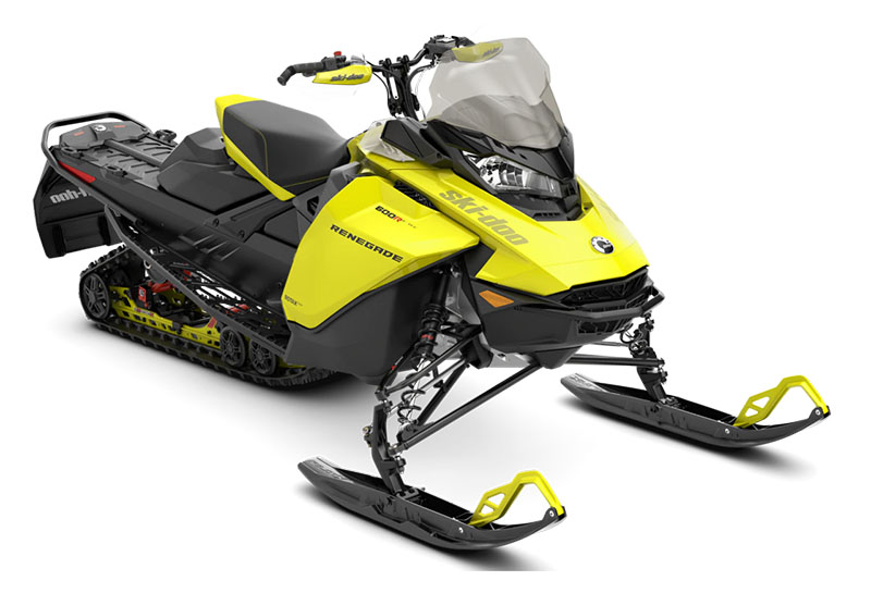 2022 Ski-Doo Renegade Adrenaline 600R E-TEC ES RipSaw 1.25 in Honesdale, Pennsylvania - Photo 1