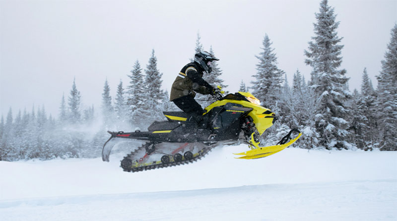 2022 Ski-Doo Renegade Adrenaline 850 E-TEC ES RipSaw 1.25 in Devils Lake, North Dakota - Photo 3
