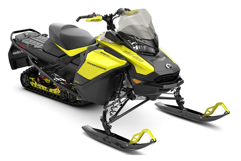 2022 Ski-Doo Renegade Adrenaline 900 ACE TURBO 130 ES Ripsaw 1.25 in Honeyville, Utah - Photo 1