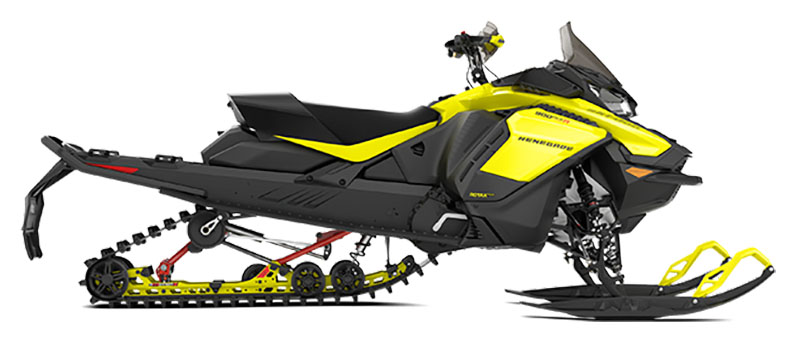 2022 Ski-Doo Renegade Adrenaline 900 ACE TURBO 130 ES Ripsaw 1.25 in Montrose, Pennsylvania - Photo 2