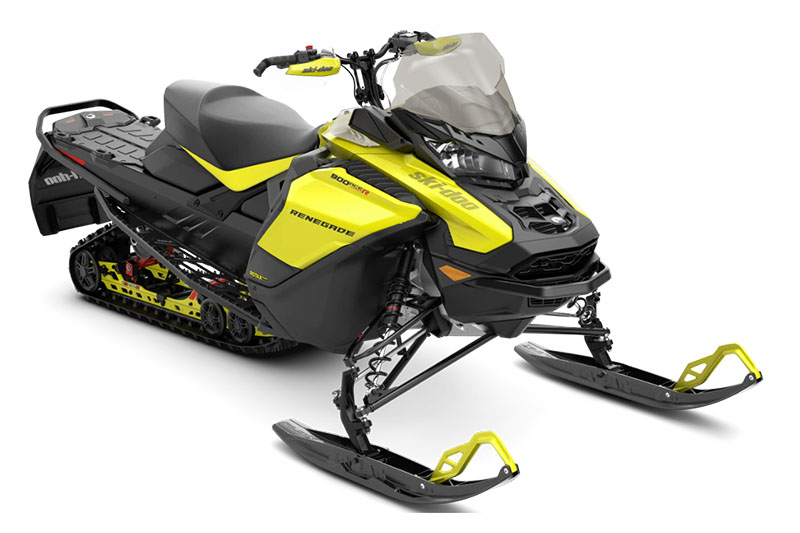 2022 Ski-Doo Renegade Adrenaline 900 ACE TURBO R ES RipSaw 1.25 in Antigo, Wisconsin - Photo 1
