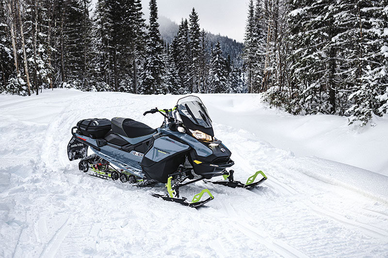 2022 Ski-Doo Renegade Enduro 600R E-TEC ES Ice Ripper XT 1.25 in Pinehurst, Idaho - Photo 4