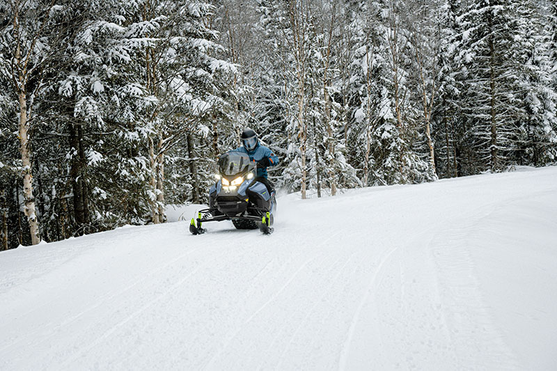 2022 Ski-Doo Renegade Enduro 600R E-TEC ES Ice Ripper XT 1.25 in Dickinson, North Dakota - Photo 3
