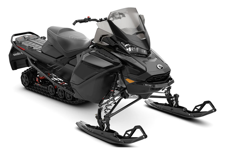 2022 Ski-Doo Renegade Enduro 850 E-TEC ES Ice Ripper XT 1.25 in Mars, Pennsylvania - Photo 1