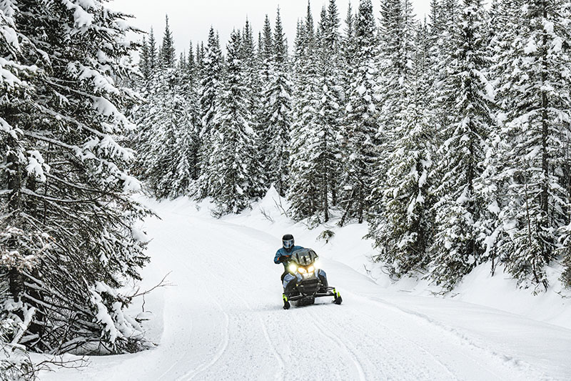 2022 Ski-Doo Renegade Enduro 850 E-TEC ES Ice Ripper XT 1.25 in Augusta, Maine - Photo 2