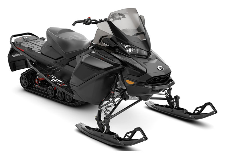2022 Ski-Doo Renegade Enduro 900 ACE TURBO 130 ES Ice Ripper XT 1.25 in Pinehurst, Idaho - Photo 1
