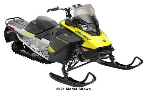 2022 Ski-Doo Renegade Sport 600 EFI ES Cobra 1.35 in Colebrook, New Hampshire