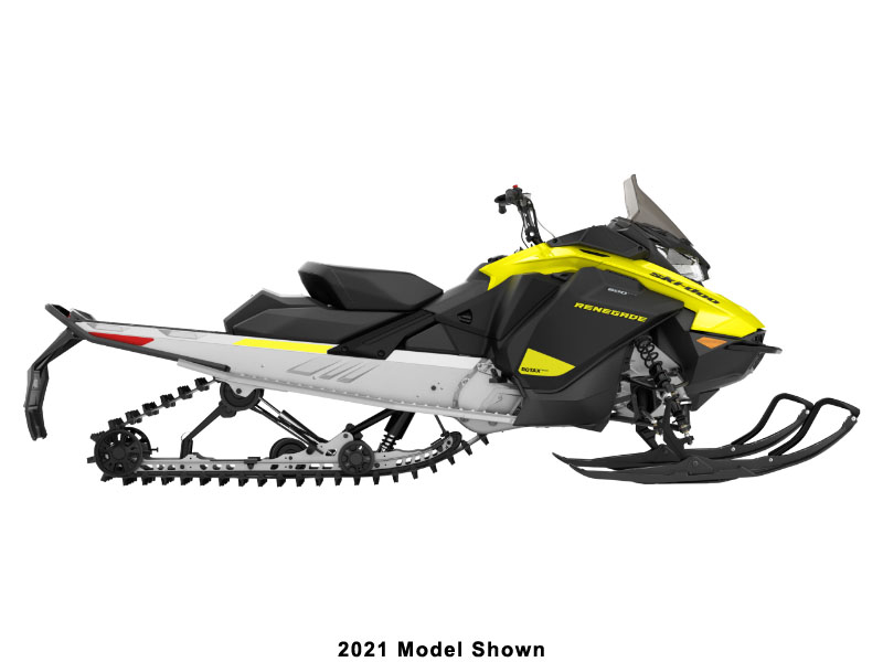 2022 Ski-Doo Renegade Sport 600 EFI ES Cobra 1.35 in Pocatello, Idaho - Photo 2