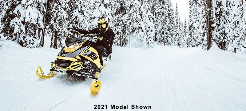 2022 Ski-Doo Renegade Sport 600 EFI ES Cobra 1.35 in Dickinson, North Dakota - Photo 11