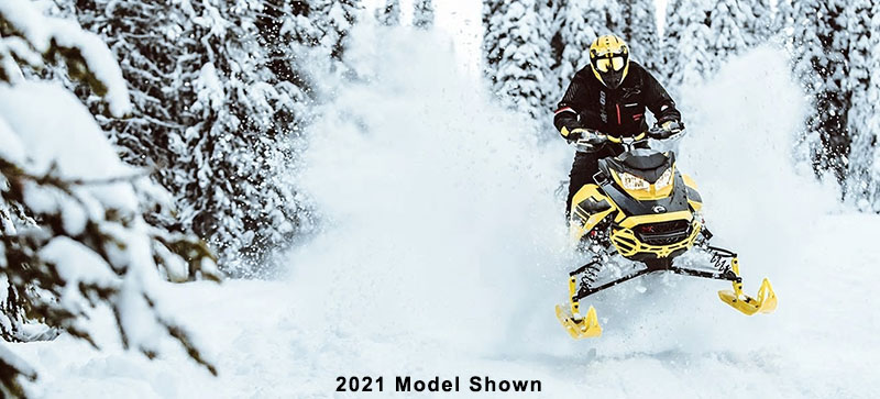 2022 Ski-Doo Renegade Sport 600 EFI ES Cobra 1.35 in Dickinson, North Dakota - Photo 12