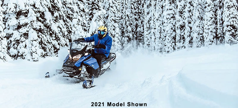 2022 Ski-Doo Renegade Sport 600 EFI ES Cobra 1.35 in Grantville, Pennsylvania - Photo 19