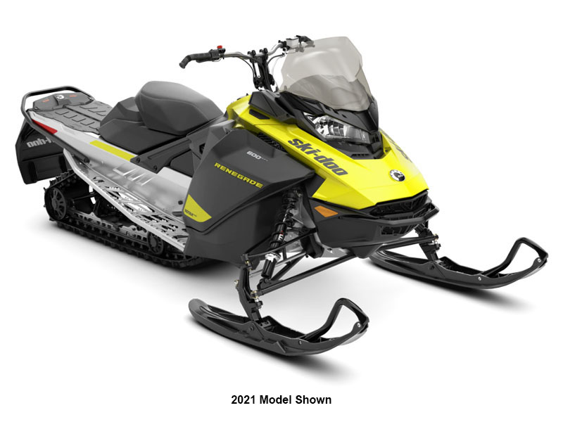 2022 Ski-Doo Renegade Sport 600 EFI ES Cobra 1.35 in Roscoe, Illinois - Photo 1