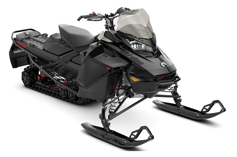 2022 Ski-Doo Renegade X 600R E-TEC ES Ice Ripper XT 1.5 in Derby, Vermont - Photo 1