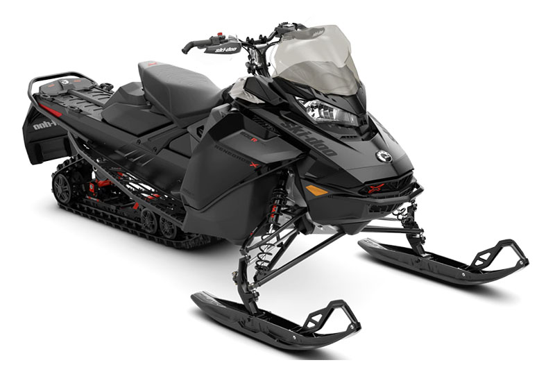 2022 Ski-Doo Renegade X 600R E-TEC ES Ripsaw 1.25 in Pinehurst, Idaho - Photo 1