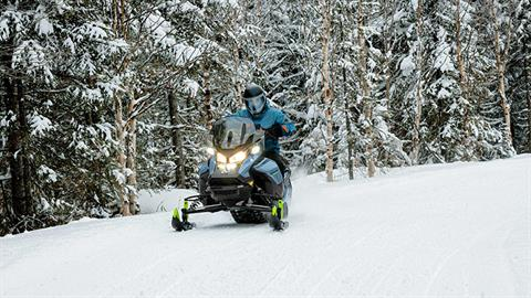 2022 Ski-Doo Renegade X 600R E-TEC ES Ripsaw 1.25 in Presque Isle, Maine - Photo 2