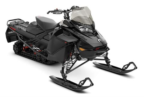 2022 Ski-Doo Renegade X 850 E-TEC ES Ice Ripper XT 1.25 w/ Premium Color Display in Wilmington, Illinois