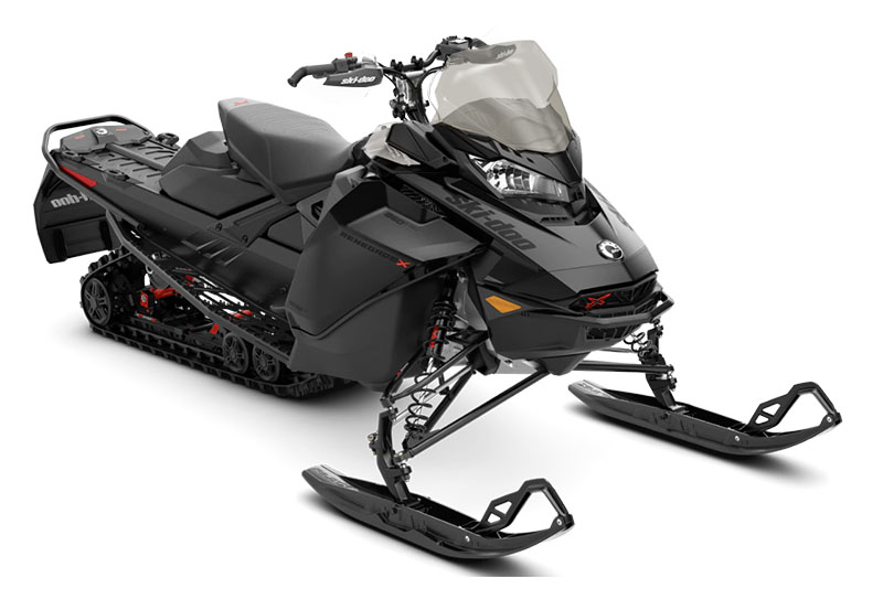 2022 Ski-Doo Renegade X 850 E-TEC ES Ice Ripper XT 1.25 w/ Premium Color Display in Evanston, Wyoming