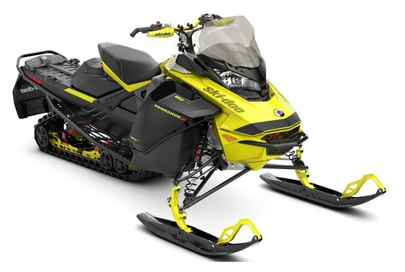 2022 Ski-Doo Renegade X 850 E-TEC ES Ice Ripper XT 1.5 in Moses Lake, Washington - Photo 1
