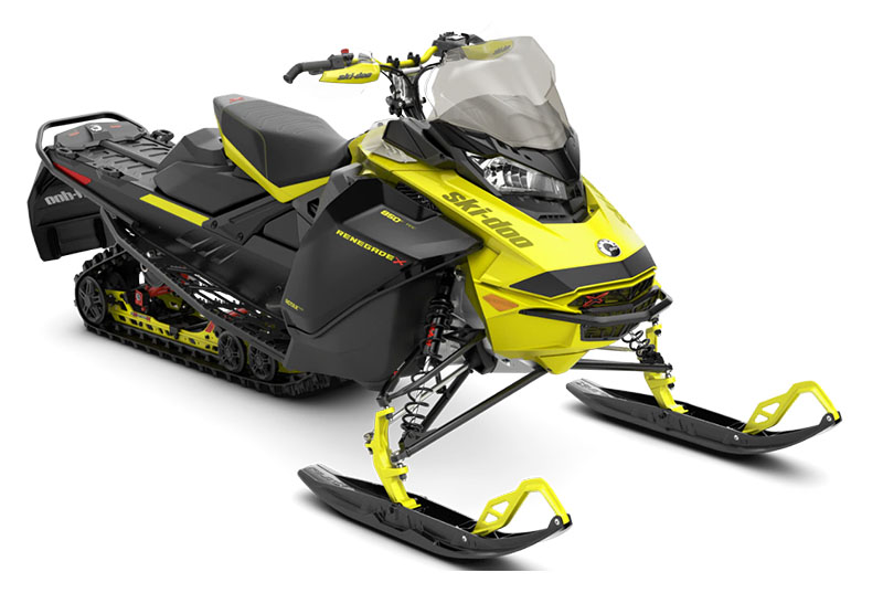 2022 Ski-Doo Renegade X 850 E-TEC ES Ice Ripper XT 1.5 w/ Premium Color Display in Mars, Pennsylvania - Photo 1