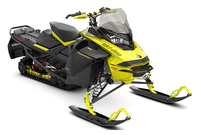2022 Ski-Doo Renegade X 850 E-TEC ES Ripsaw 1.25 w/ Premium Color Display in Mars, Pennsylvania - Photo 1