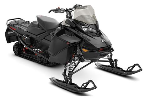 2022 Ski-Doo Renegade X 850 E-TEC ES w/ Adj. Pkg. Ice Ripper XT 1.25 w/ Premium color display in Wilmington, Illinois