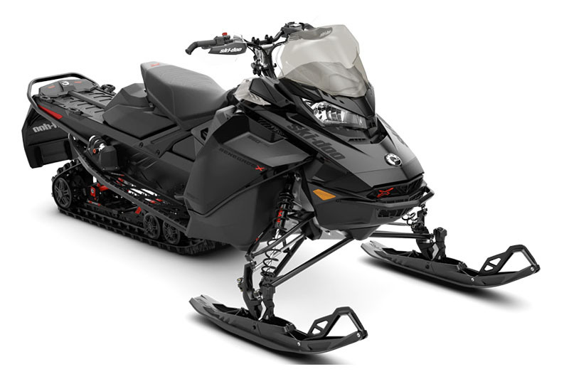 2022 Ski-Doo Renegade X 850 E-TEC ES w/ Adj. Pkg. Ice Ripper XT 1.5 in Cottonwood, Idaho - Photo 1