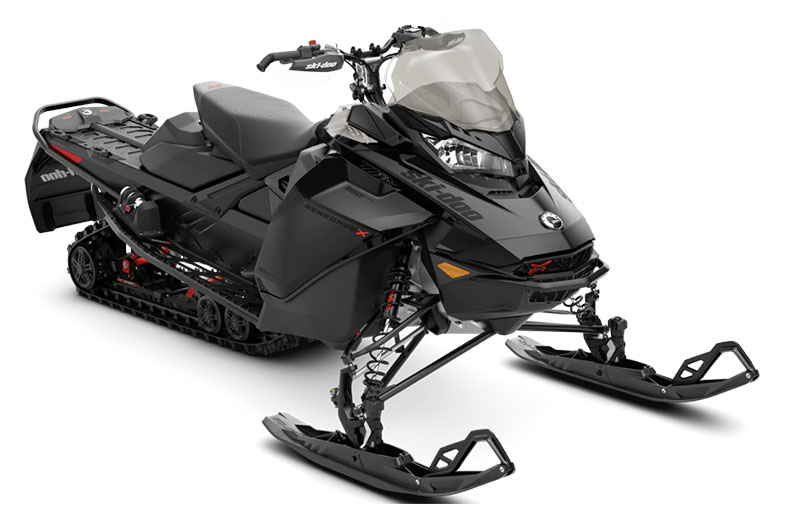 2022 Ski-Doo Renegade X 850 E-TEC ES w/ Adj. Pkg, Ice Ripper XT 1.5 w/ Premium Color Display in Towanda, Pennsylvania - Photo 1