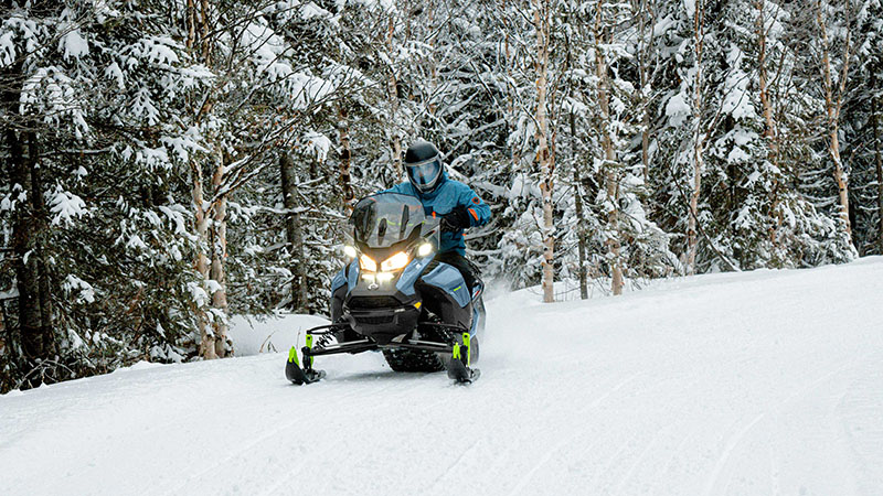 2022 Ski-Doo Renegade X 850 E-TEC ES w/ Adj. Pkg. Ice Ripper XT 1.25 w/ Premium color display in Wasilla, Alaska - Photo 3