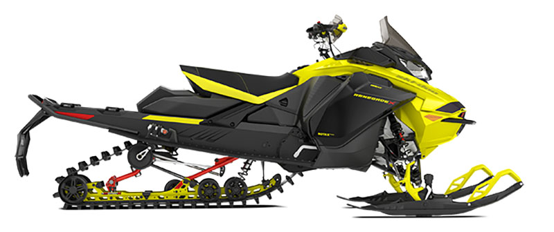 2022 Ski-Doo Renegade X 850 E-TEC ES w/ Adj. Pkg. Ice Ripper XT 1.25 w/ Premium color display in Cherry Creek, New York - Photo 2