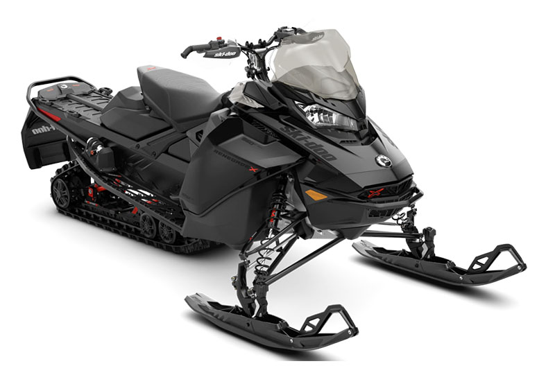 2022 Ski-Doo Renegade X 850 E-TEC ES w/ Adj. Pkg. Ripsaw 1.25 in Rome, New York - Photo 1