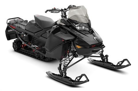 2022 Ski-Doo Renegade X 850 E-TEC ES w/ Adj. Pkg. Ripsaw 1.25 w/ Premium Color Display in Wilmington, Illinois
