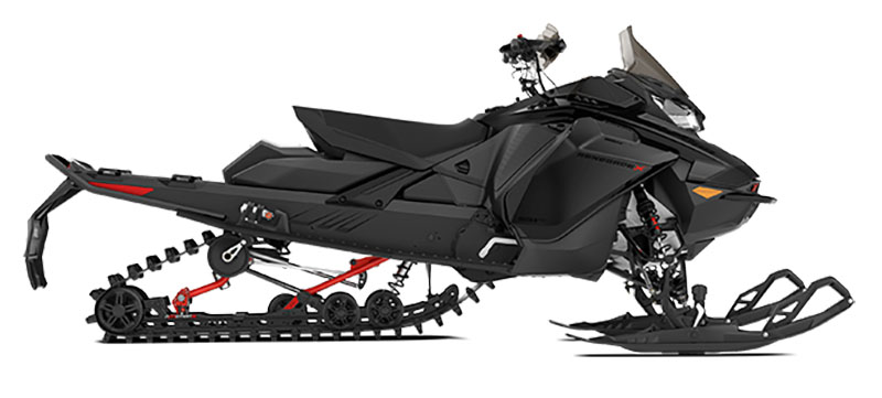 2022 Ski-Doo Renegade X 850 E-TEC ES w/ Adj. Pkg. Ripsaw 1.25 w/ Premium Color Display in Wenatchee, Washington - Photo 2