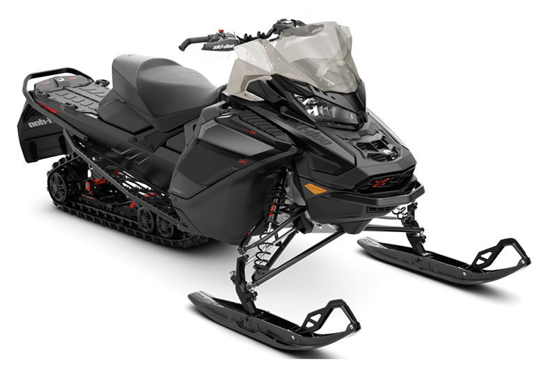 2022 Ski-Doo Renegade X 900 ACE TURBO R ES Ice Ripper XT 1.25 w/ Premium Color Display in Hudson Falls, New York
