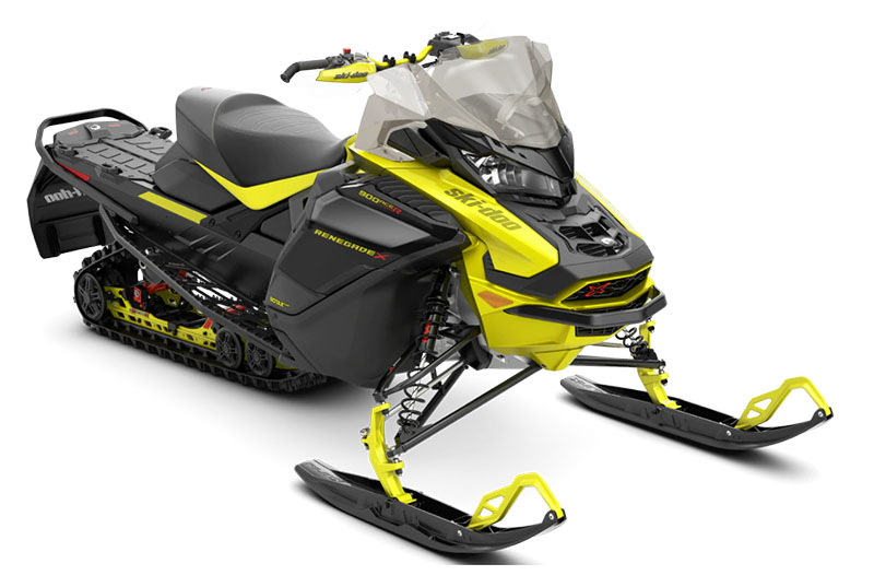 2022 Ski-Doo Renegade X 900 ACE TURBO R ES Ice Ripper XT 1.25 w/ Premium Color Display in Moses Lake, Washington - Photo 1