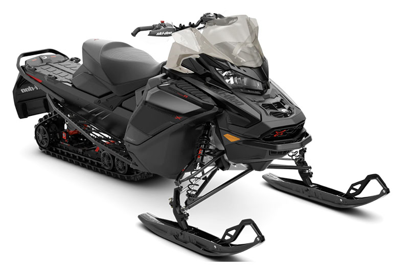 2022 Ski-Doo Renegade X 900 ACE TURBO R ES Ice Ripper XT 1.5 w/ Premium Color Display in Hudson Falls, New York - Photo 1